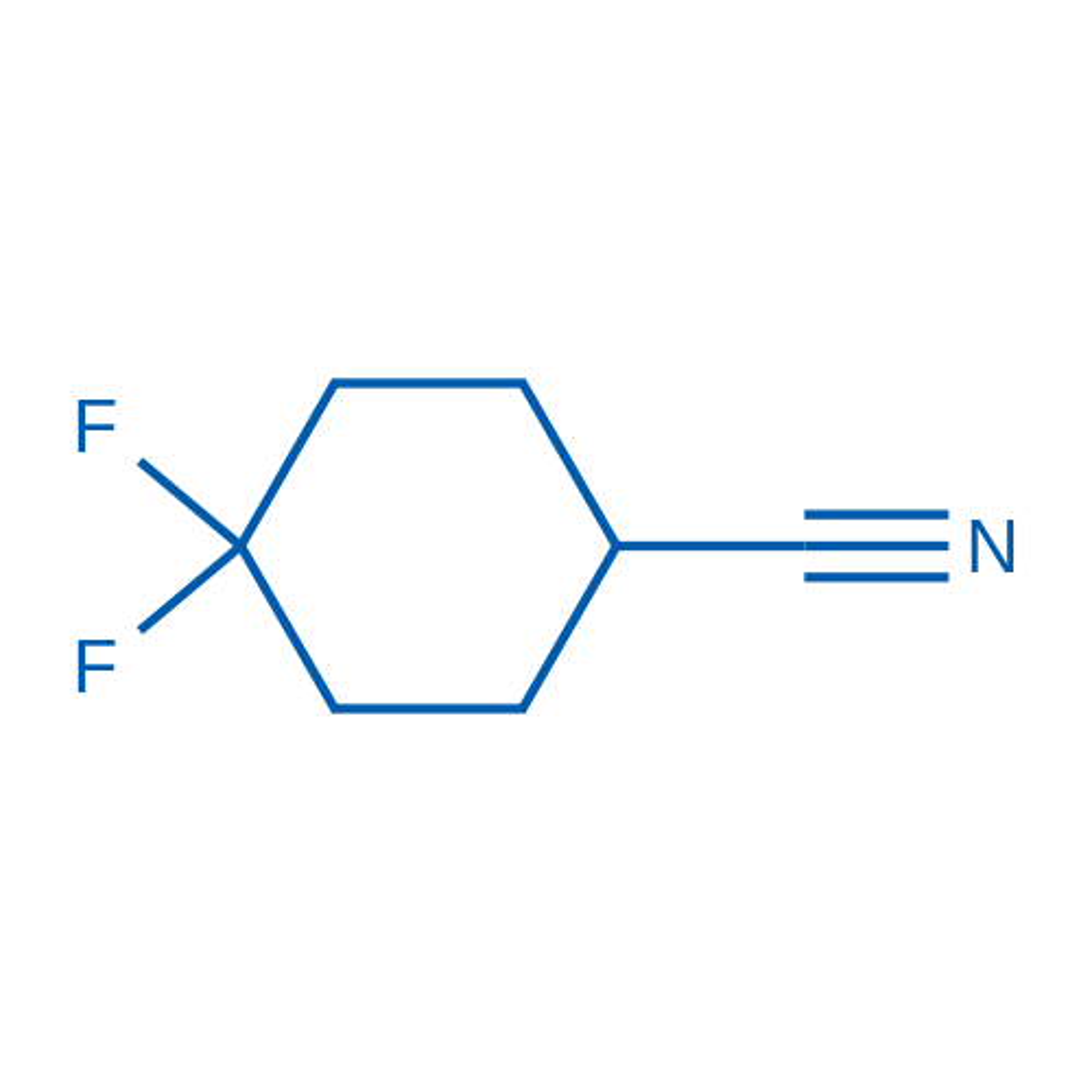 4,4-Difluorocyclohexanecarbonitrile