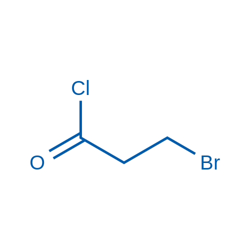 3-Bromopropanoyl chloride