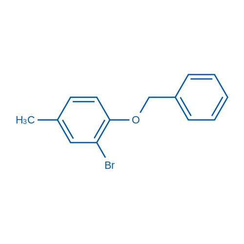 1-(Benzyloxy)-2-bromo-4-methylbenzene