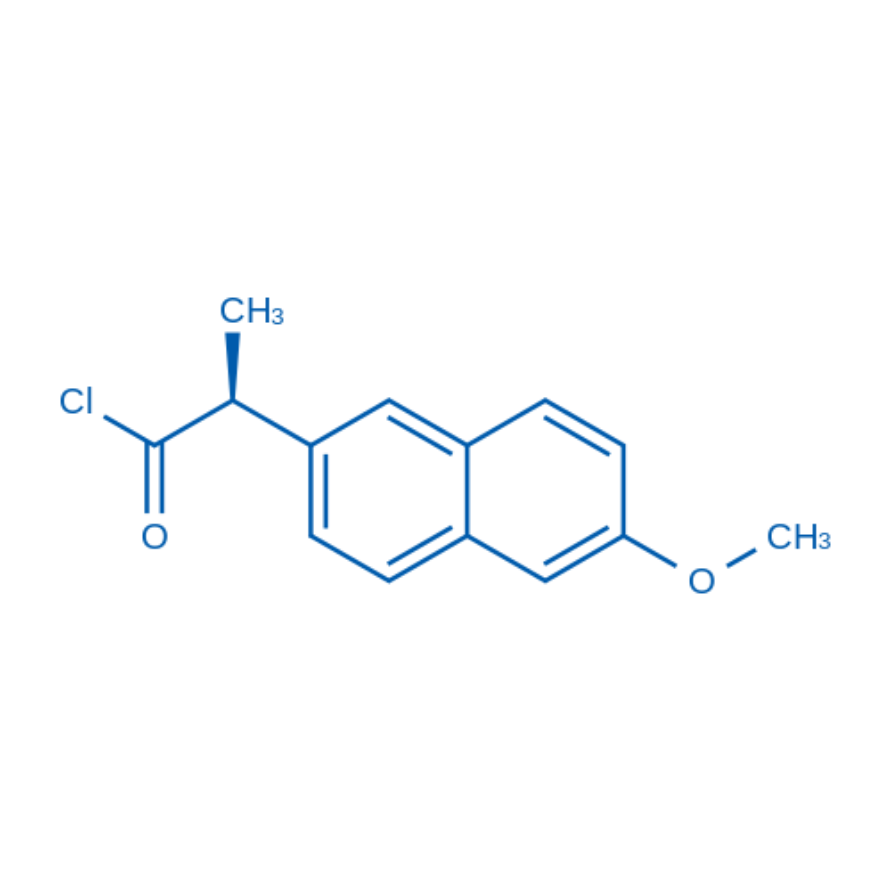 (S)-2-(6-Methoxynaphthalen-2-yl)propanoyl chloride