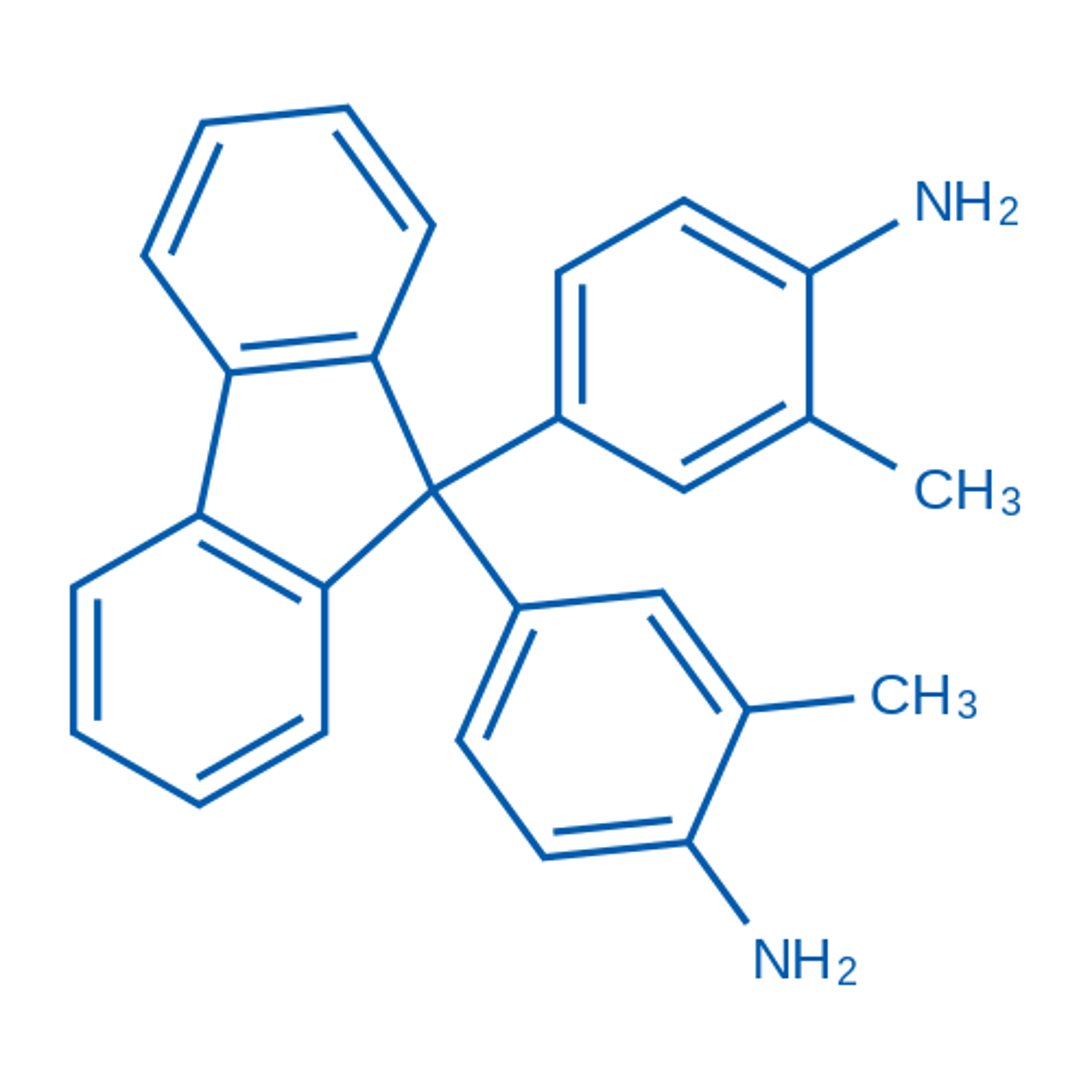 4,4'-(9H-Fluorene-9,9-diyl)bis(2-methylaniline)