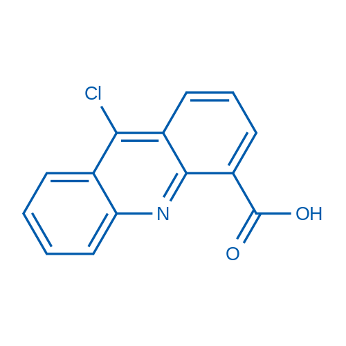 9-Chloroacridine-4-carboxylic acid