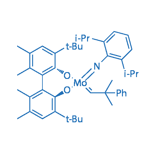 2,6-Diisopropylphenylimidoneophylidene[(S)-(-)-BIPHEN]molybdenum(VI)