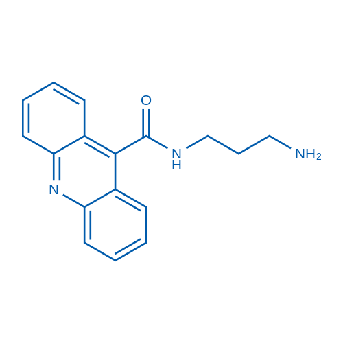 N-(3-Aminopropyl)acridine-9-carboxamide