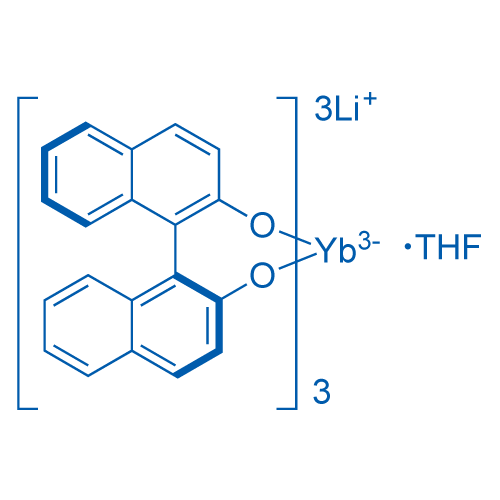 Lithium tris(S-(-)-1,1'-binaphthyl-2,2'-diolato)yttrate(III) tetrahydrofuran adduct