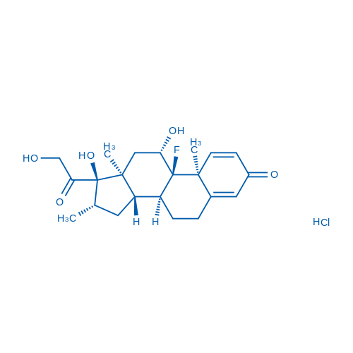 Betamethasone hydrochloride