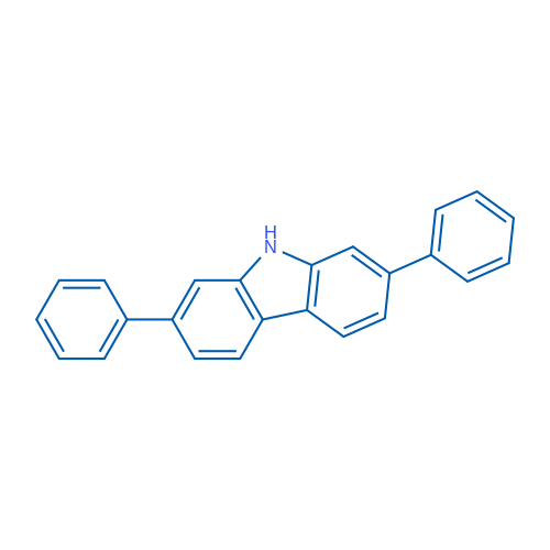2,7-Diphenyl-9H-carbazole