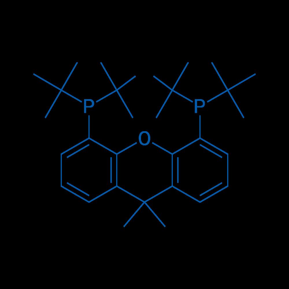 (9,9-Dimethyl-9H-xanthene-4,5-diyl)bis(di-tert-butylphosphine)