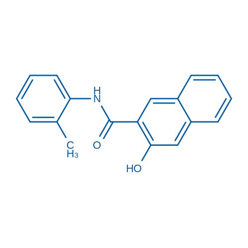 3-Hydroxy-N-(o-tolyl)-2-naphthamide