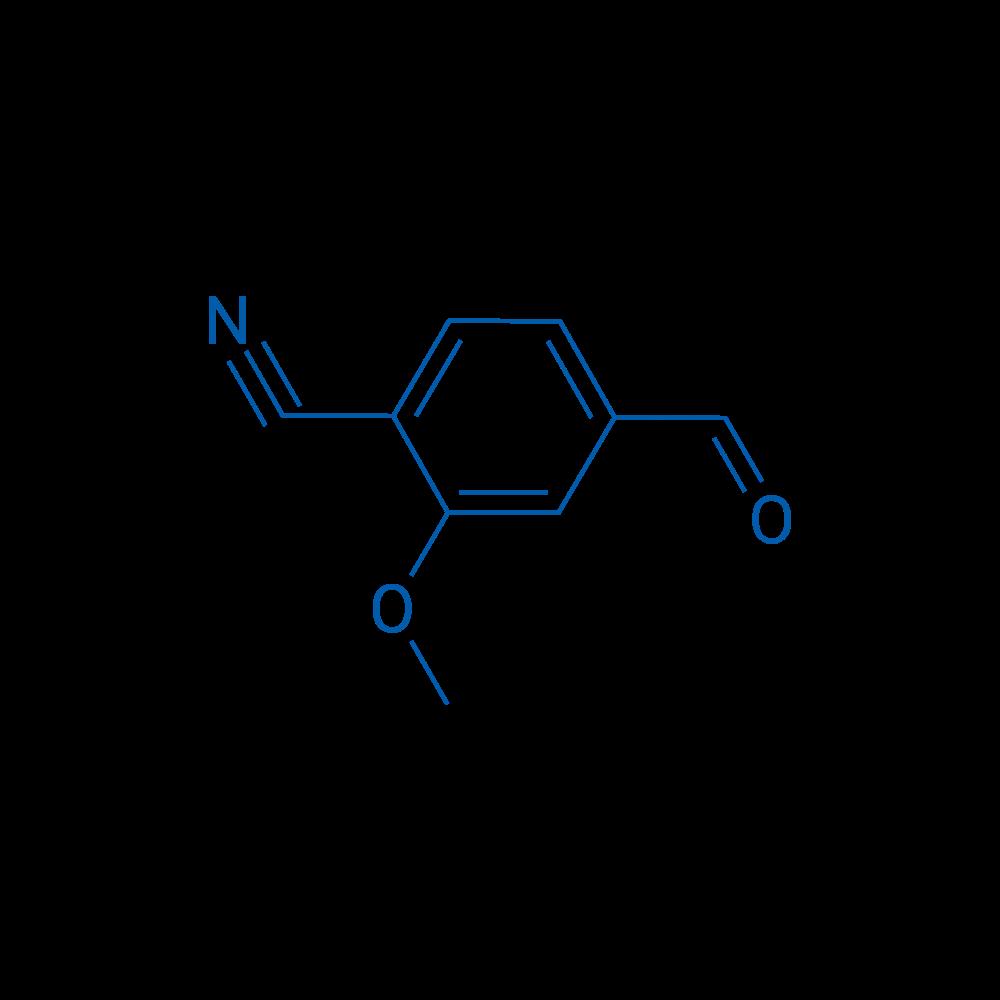 4-Formyl-2-methoxybenzonitrile