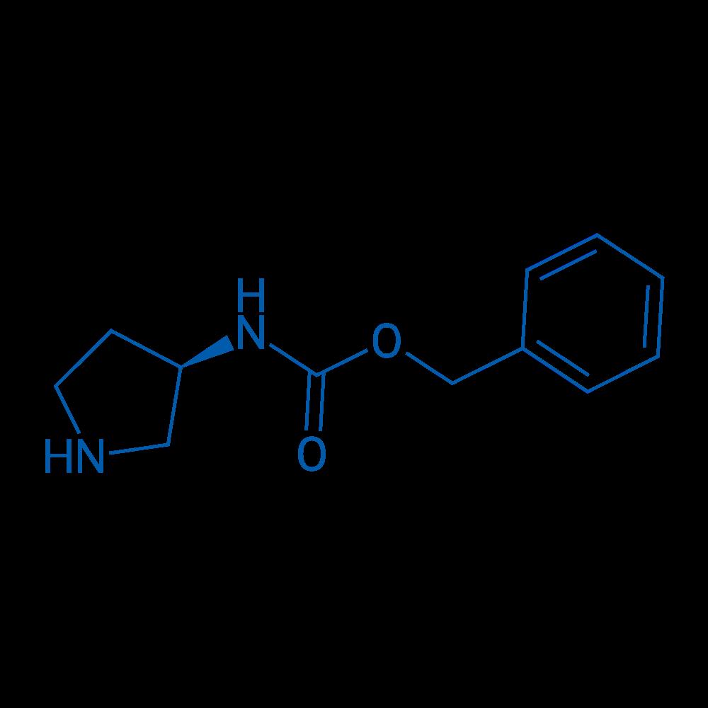 (R)-3-N-Cbz-Aminopyrrolidine