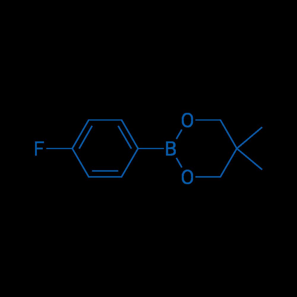 2-(4-Fluorophenyl)-5,5-dimethyl-1,3,2-dioxaborinane