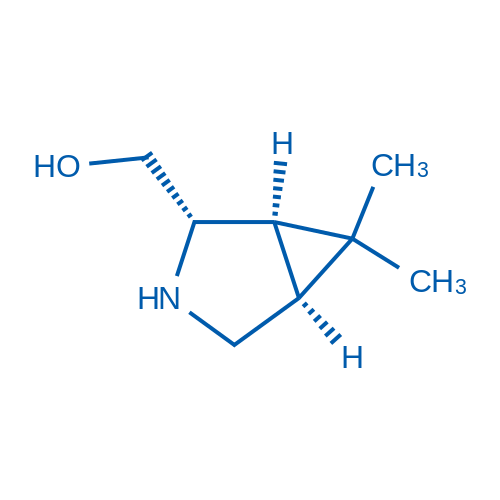 ((1R,2S,5S)-6,6-Dimethyl-3-azabicyclo[3.1.0]hexan-2-yl)methanol