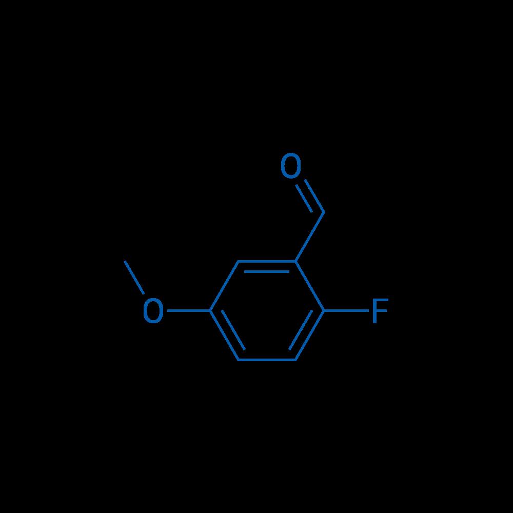 2-Fluoro-5-methoxybenzaldehyde