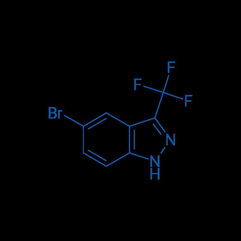 5-Bromo-3-(trifluoromethyl)-1H-indazole