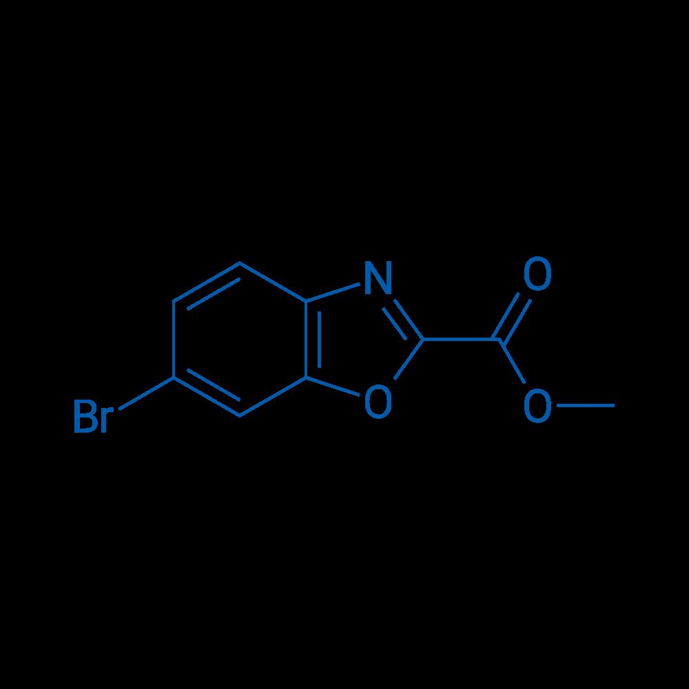 Methyl 6-bromobenzo[d]oxazole-2-carboxylate