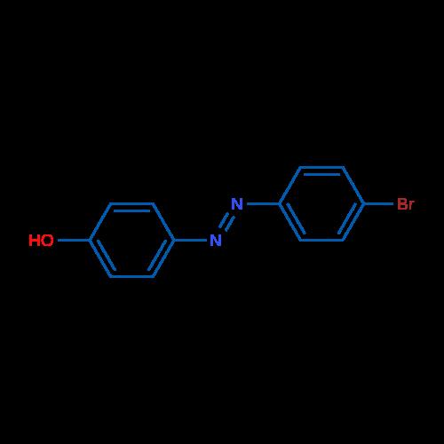 (E)-4-((4-Bromophenyl)diazenyl)phenol