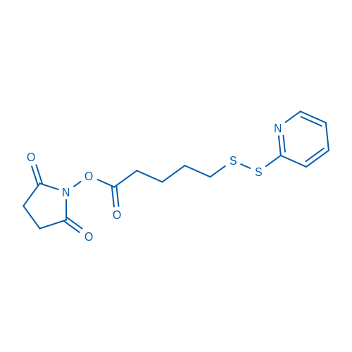 N-succinimidyl-5-(2-pyridyldithio)valerate