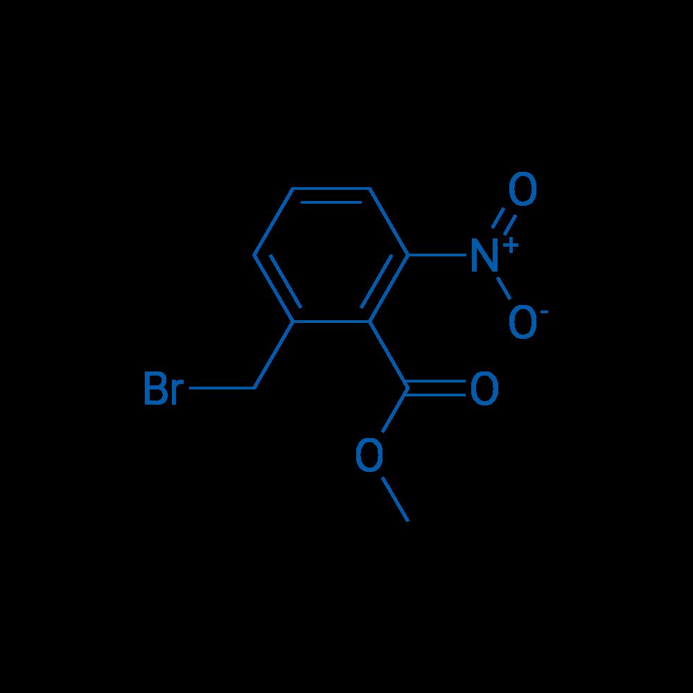 Methyl 2-(bromomethyl)-6-nitrobenzoate