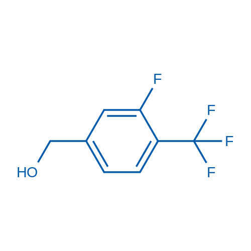 (3-Fluoro-4-(trifluoromethyl)phenyl)methanol