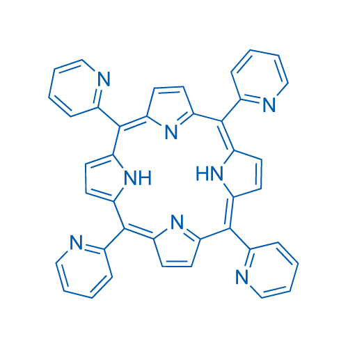 5,10,15,20-Tetrakis(2-pyridyl)porphyrine