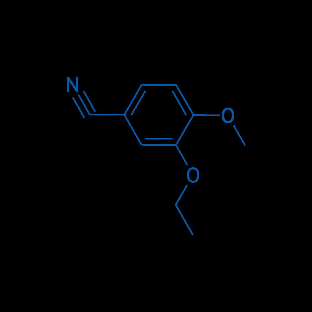 3-Ethoxy-4-methoxybenzonitrile