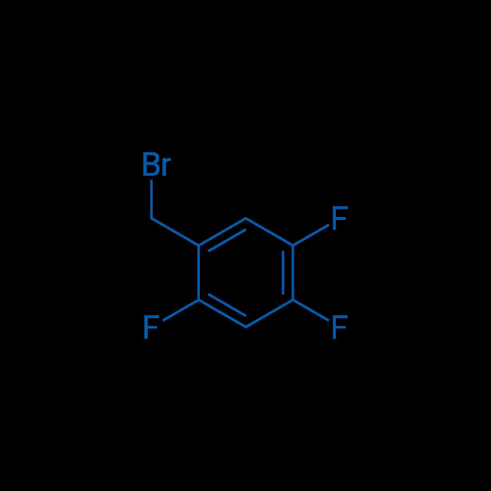 1-(Bromomethyl)-2,4,5-trifluorobenzene