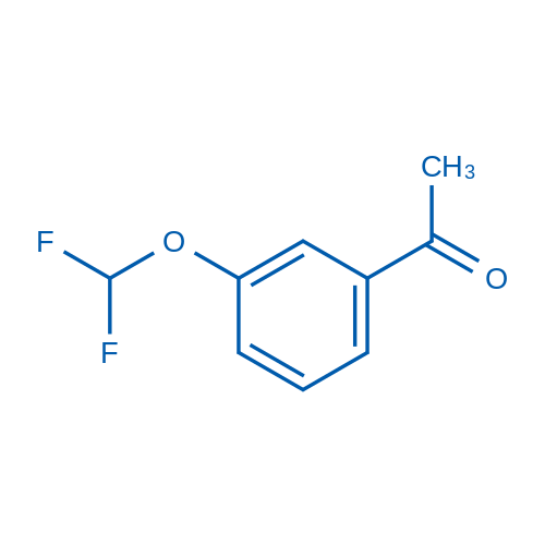 1-(3-(Difluoromethoxy)phenyl)ethanone