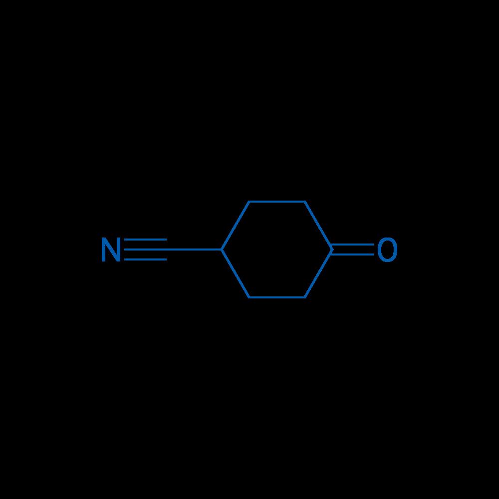 4-Oxo-cyclohexanecarbonitrile