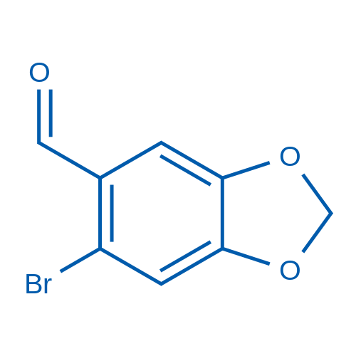 6-Bromobenzo[d][1,3]dioxole-5-carbaldehyde