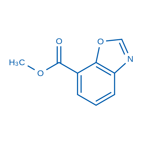 Methyl benzo[d]oxazole-7-carboxylate
