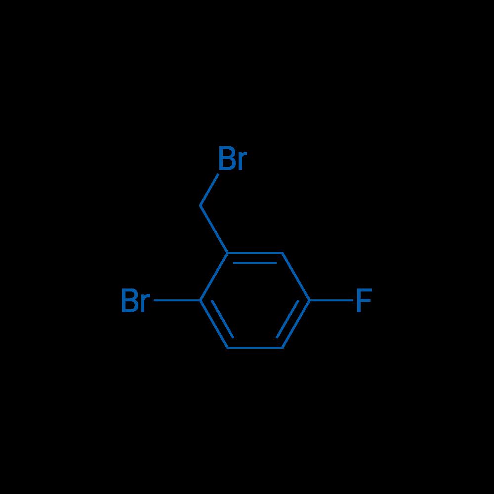 1-Bromo-2-(bromomethyl)-4-fluorobenzene