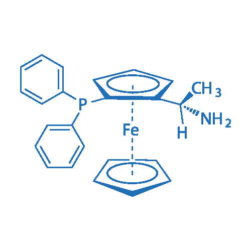 (R)-1-((S)-2-Diphenylphosphino)ferrocenylethylamine