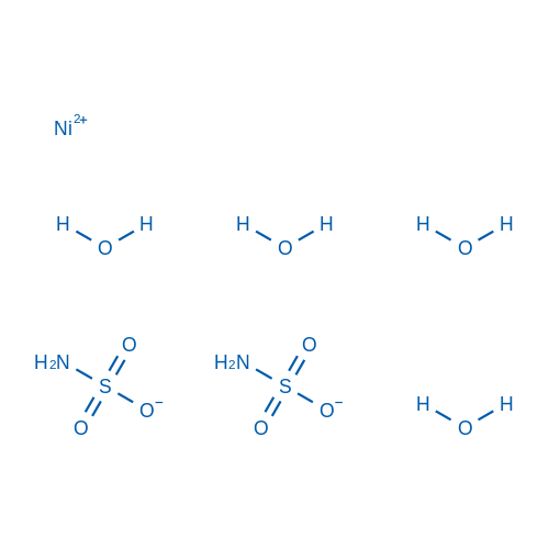 Nickel(ii)sulfamate tetrahydrate