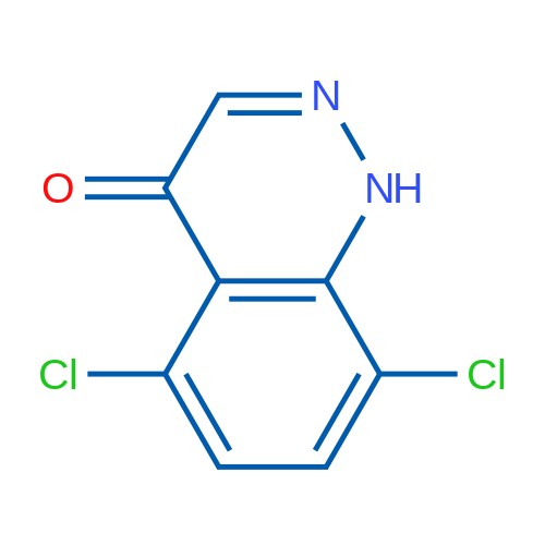 5,8-Dichlorocinnolin-4(1H)-one