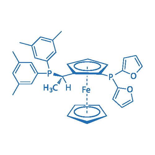 (2S)-1-[(1S)-1-[Bis(3,5-dimethylphenyl)phosphino]ethyl]-2-(di-2-furanylphosphino)ferrocene