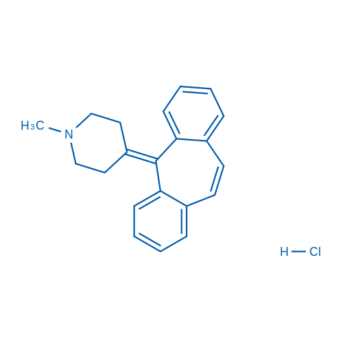 Cycloheptadine Hydrochloride