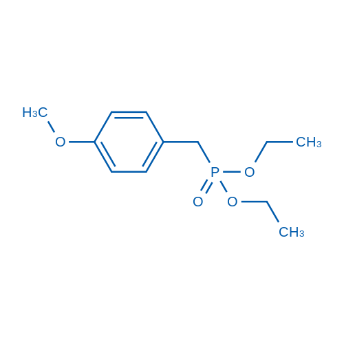 Diethyl 4-methoxybenzylphosphonate