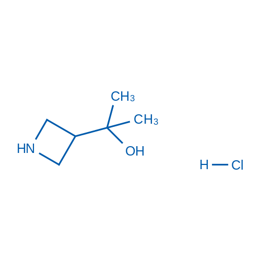 2-(Azetidin-3-yl)propan-2-ol hydrochloride