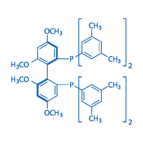 (R)-2,2'-Bis[bis(3,5-dimethylphenyl)phosphino]-4,4',6,6'-tetramethoxy-)-1,1'-biphenyl