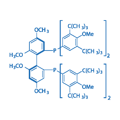 (R)-2,2'-Bis[bis(4-methoxy-3,5-di-t-butylphenyl)phosphino]-4,4',6,6'-tetramethoxy)-1,1'-biphenyl