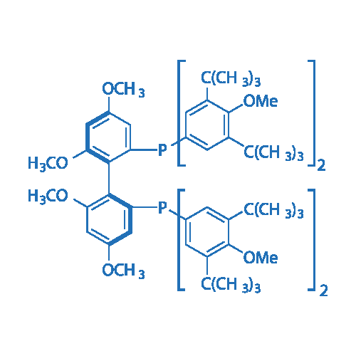 (S)-2,2'-Bis[bis(4-methoxy-3,5-di-t-butylphenyl)phosphino]-4,4',6,6'-tetramethoxy)-1,1'-biphenyl