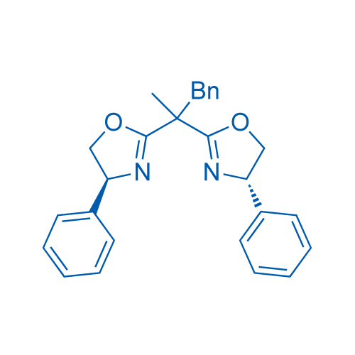 (4S,4'S)-2,2'-(1-Phenylpropane-2,2-diyl)bis(4-phenyl-4,5-dihydrooxazole)