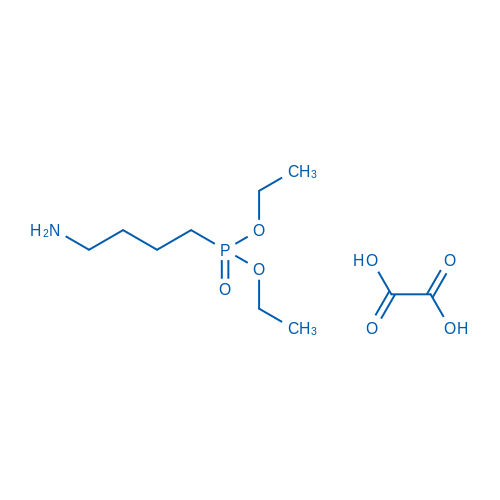 Diethyl (4-aminobutyl)phosphonate oxalate