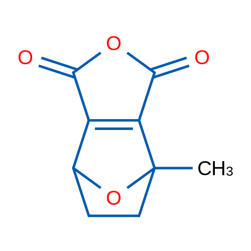 4-Methyl-4,5,6,7-tetrahydro-4,7-epoxyisobenzofuran-1,3-dione