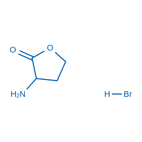 alpha-Amino-gamma-butyrolactone Hydrobromide
