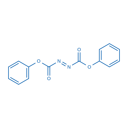 Diphenyl diazene-1,2-dicarboxylate