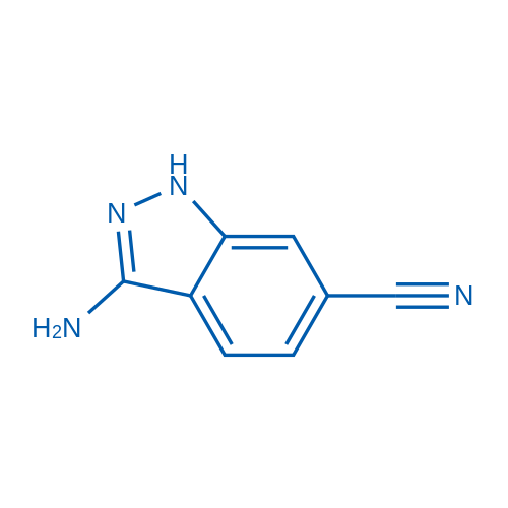 3-Amino-1H-indazole-6-carbonitrile