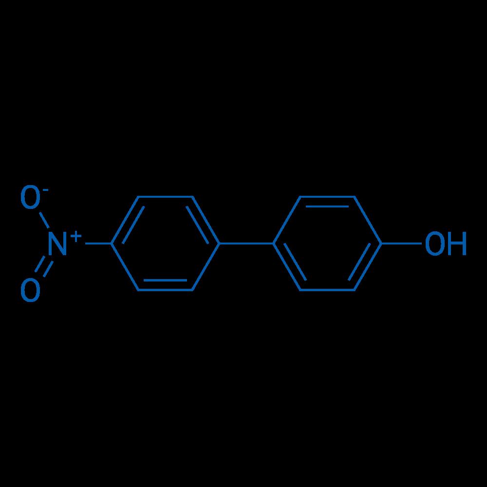 4'-Nitro-[1,1'-biphenyl]-4-ol