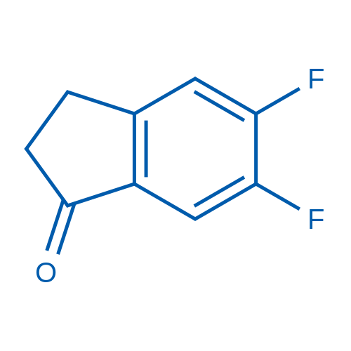 5,6-Difluoro-2,3-dihydro-1H-inden-1-one